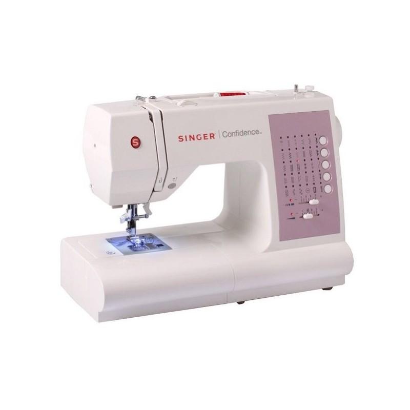 maquina de coser singer confidence 7463