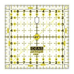 Regla Ideas Patchwork...