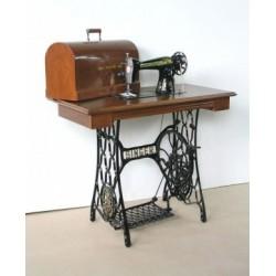 Mesa madera con capota 1004