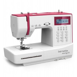 Bernette Sew And Go 8 -...