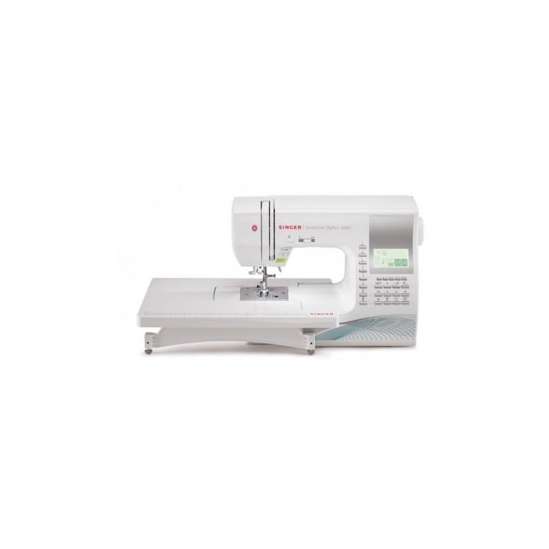 maquina de coser singer quantum stylist 9960