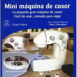 Mini máquina de coser Coats