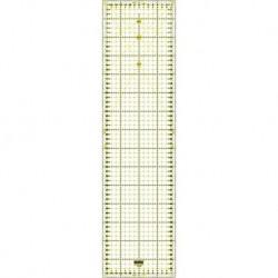 Regla rectangular 15x60cm