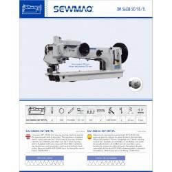 """SEWMAQ SW-366SH-30""""/BT/FL"""
